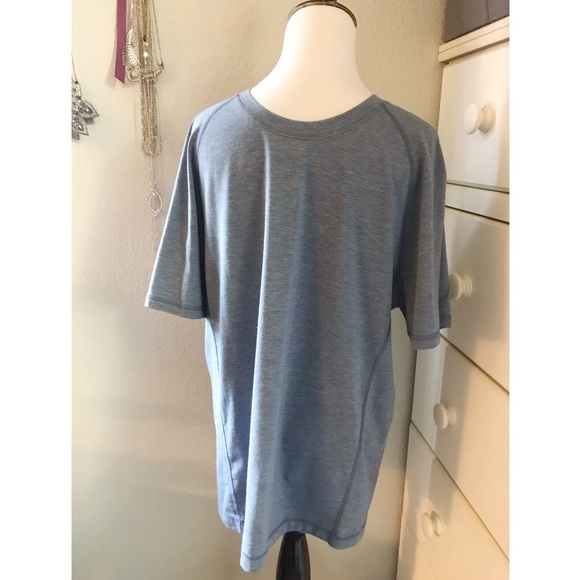 lululemon athletica Other - •Men's• Lululemon Light Blue Tee